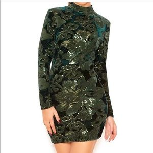 House of CB Larena dress